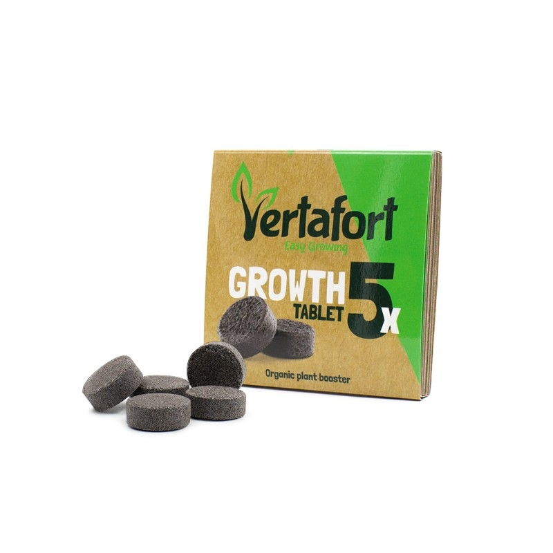 Vertafort Growth Booster Tablets by Vertafort
