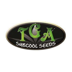 TGA Genetics Subcool Seeds Seed Company